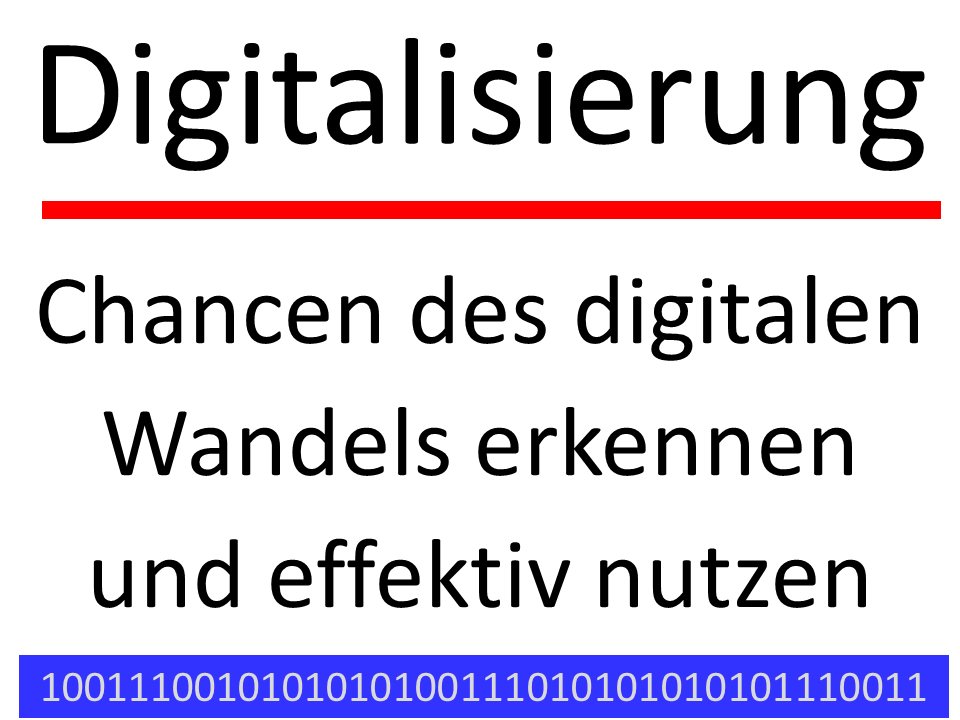 Digitalisierung und digitale Strategie