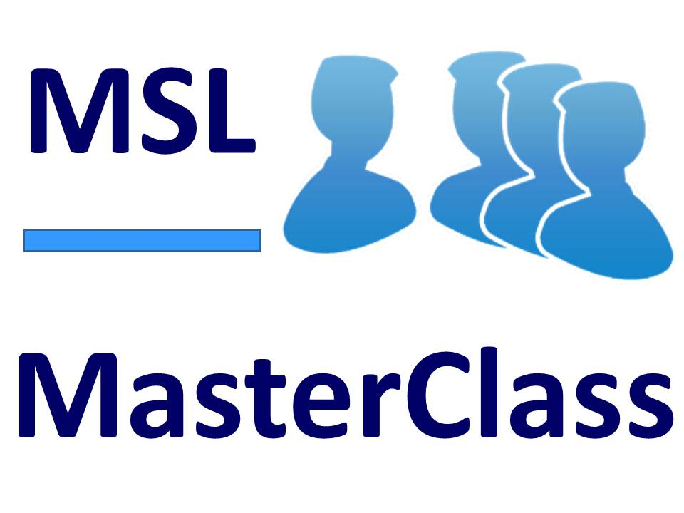 MSL-MasterClass: KOL Workshop