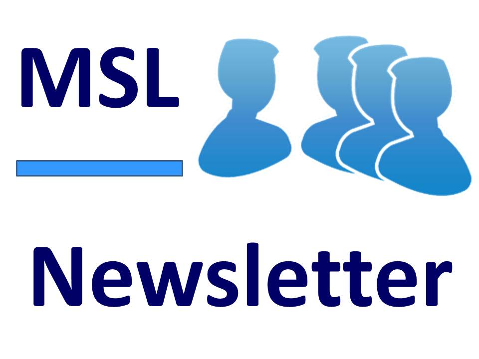 MSL-Newsletter