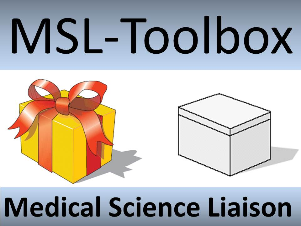 MSL-Toolbox für Medical Science Liaison