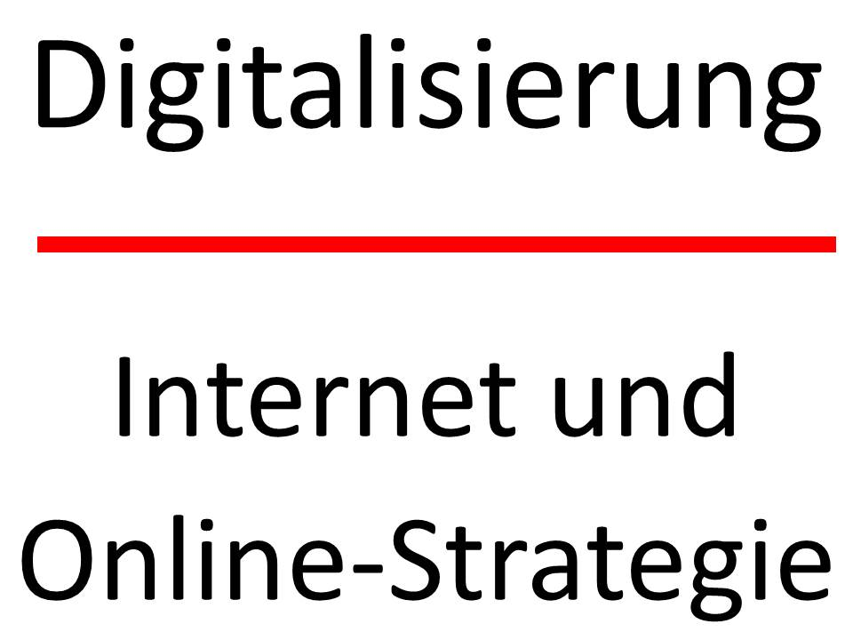 Online-Strategie