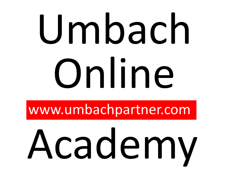 Umbach Online Academy