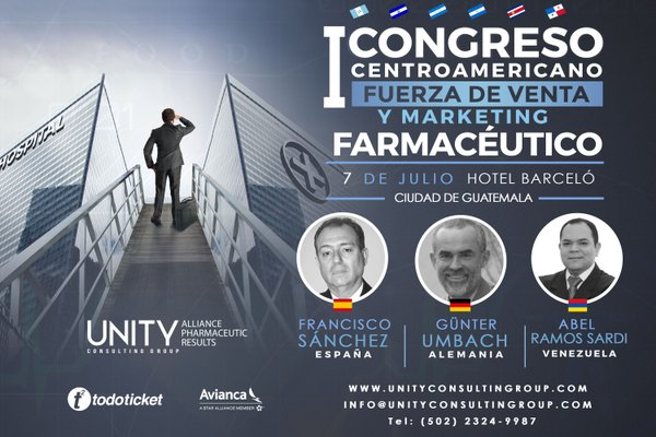 Central American Congress of Pharma Marketing