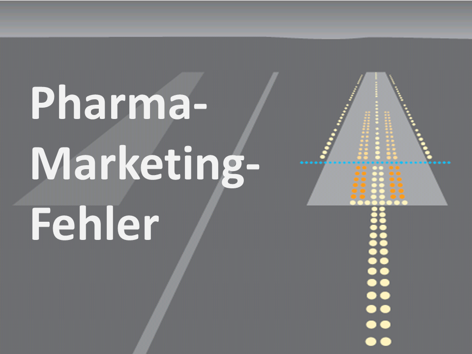 Pharma-Marketing-Fehler
