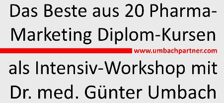 Pharma-Marketing-Diplom Workshop